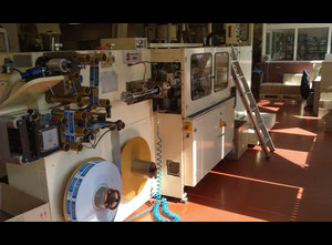 Tüp dolum makinesi Aisa Switzerland SAESA 80