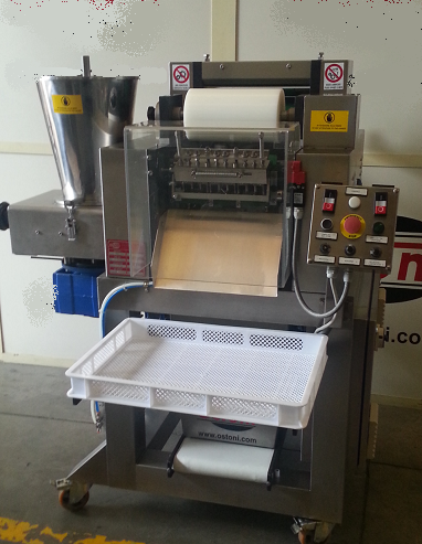 Dominioni punto pasta model d250n usati macchinari usati for Macchinari pellet usati