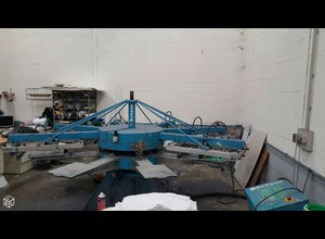 Maag & Schenk V2001 ECO 6/8 Rotary textile printer