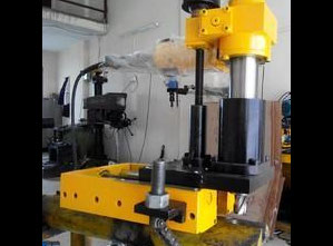 Fresadora vertical Jinsha Machines JSM 303