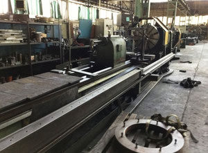 Giana 9000 heavy duty lathe