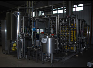 Pasteurizer, Ruland 7500 L/H , pasteurization of juices