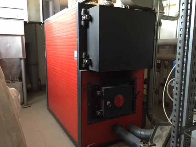 Caldaia valmaggi modello ct m 500000 kcal h combustione for Controllo caldaia obbligatorio 2016