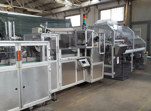 BFB IMA   Mod. A94 ; 3728 BA - AUTOMATIC HORIZONTAL CARTONER AND CASE PACKER