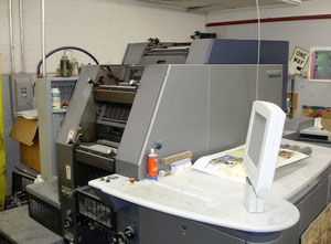 Heidelberg QMDI Pro Digital press