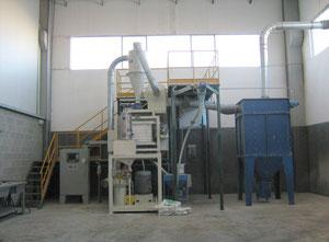 Reduction Engineering 100 Plastic crusher / compactor
