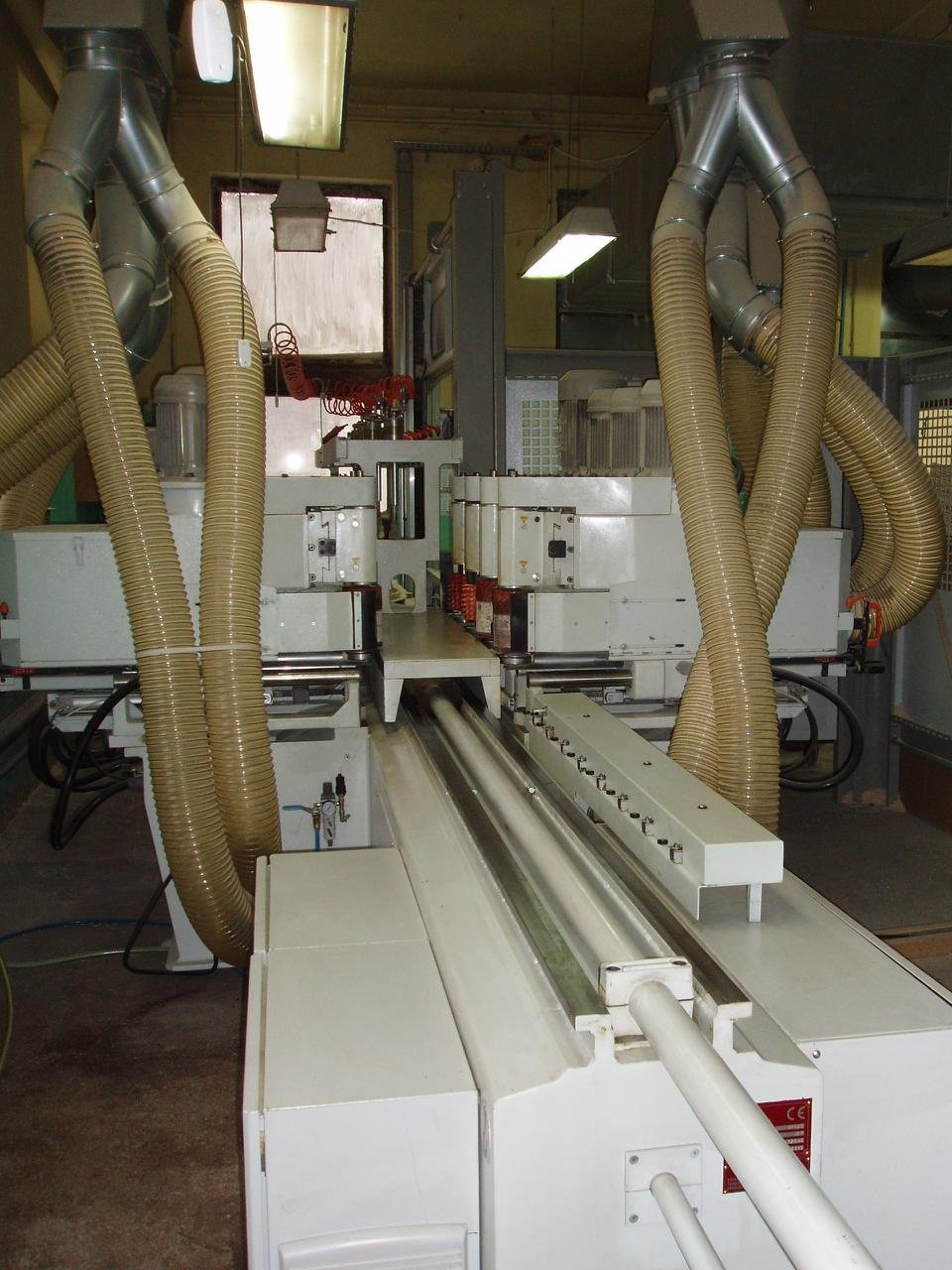Pade Italy UINZE 8T CNC 2500 - Exapro