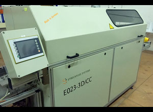 Used Streckfuss E023-3D/CC Wave soldering machine