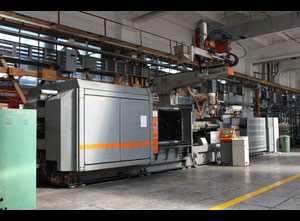 Sandretto 800 Injection moulding machine