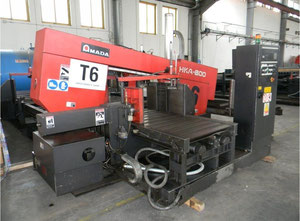 Amada HKA 800 band saw for metal