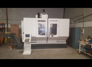 Cincinnati ftv 840-1200 Machining center - 5 axis