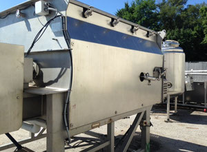 Blentech 6000lb Ribbon Mixer/Blender [Jacketed]