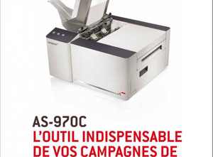 Neopost AS-970C Envelopes making and printing machine