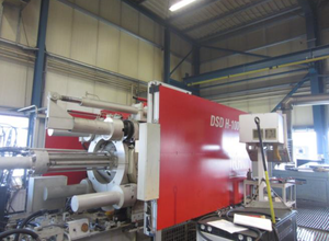 M-Technik H 1000 PR Cold forging machine