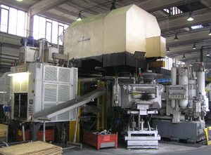 BÜHLER H-1100 B Cold forging machine