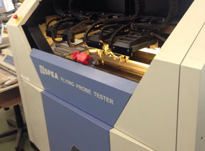 Spea 4040 Inspection machine