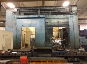 Fresadora cnc universal Giddings & Lewis MC60