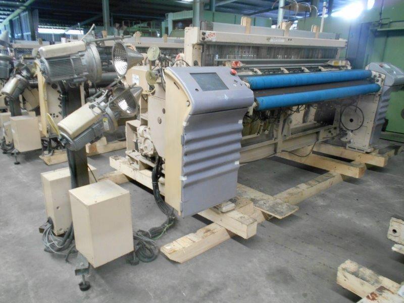 Używana maszyna - krosna pneumatyczna Tsudakoma Zax 9100 Maszyny używane -  Exapro 9da3c42784