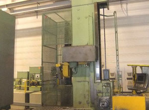 Wotan Rapid 3K Floor type boring machine CNC