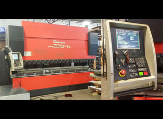 Amada HFE-2204/4-S Press brake - Exapro