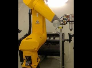 Staubli Fiber laser 600W + 6axis robot RX160 P61023028