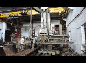 Scharmann HBM50/95 Quill Type Floor type boring machine
