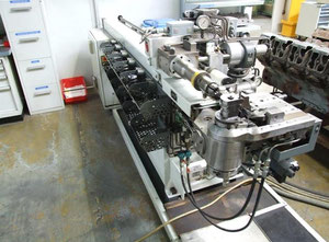 Schwarze & Wirtz (Robitec) CNC 20P Używana Giętarka do Rur