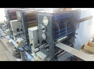 Nickel 6 colors letterpress P61025148