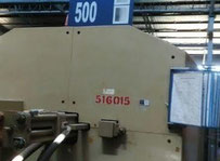 Negri Bossi NB 500 Injection moulding machine