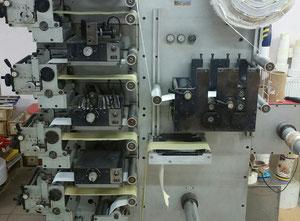 Imprimante d'étiquettes - flexo RDC 4 colors