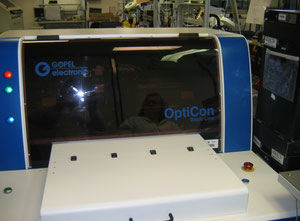 Gopel Basic line Inspection machine