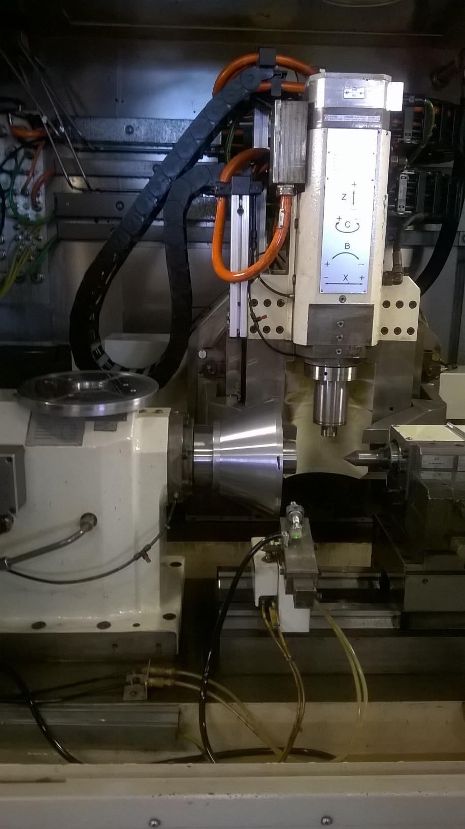 Kapp KX1 Gear grinding machine - Exapro