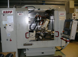 Kapp KX1 Gear grinding machine