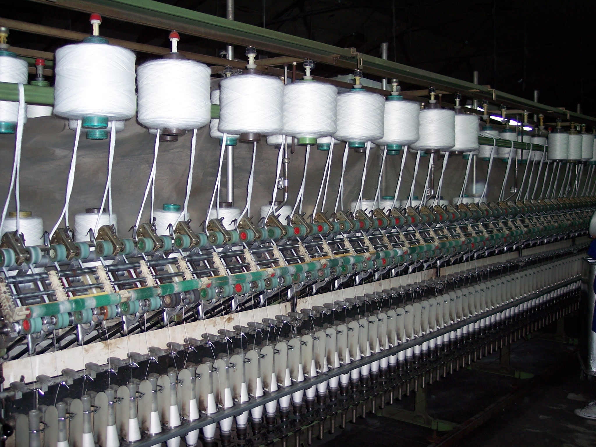 cognetex flc spinning machine