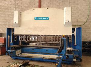 Gasparini PSE 250/4000 Abkantpresse CNC/NC