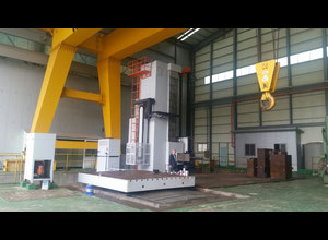 Wuhan TH69186 Floor type boring machine CNC