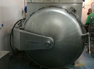 Fisbhan F/AH-4C-1P Autoclave / Drying stove