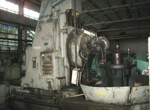 Kolomna 5А342П Horizontal gear hobbing manual machine