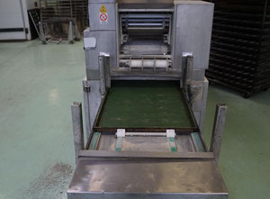 Used Sottoriva Tecna Complete bread production line