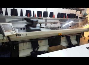 Protti PV 22P - PV4 Плосковязальная машина