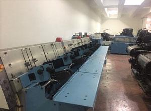 Sheridan SP 705-6 gang stitcher / sewing machine