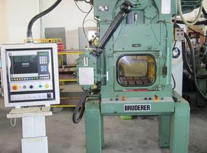 Bruderer BSTA 200-41B high speed punch press