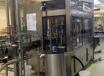 Used Sicmea 12-1 Bottling unit