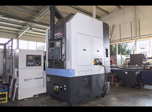Doosan Puma VT 450 vertical turret lathe with cnc