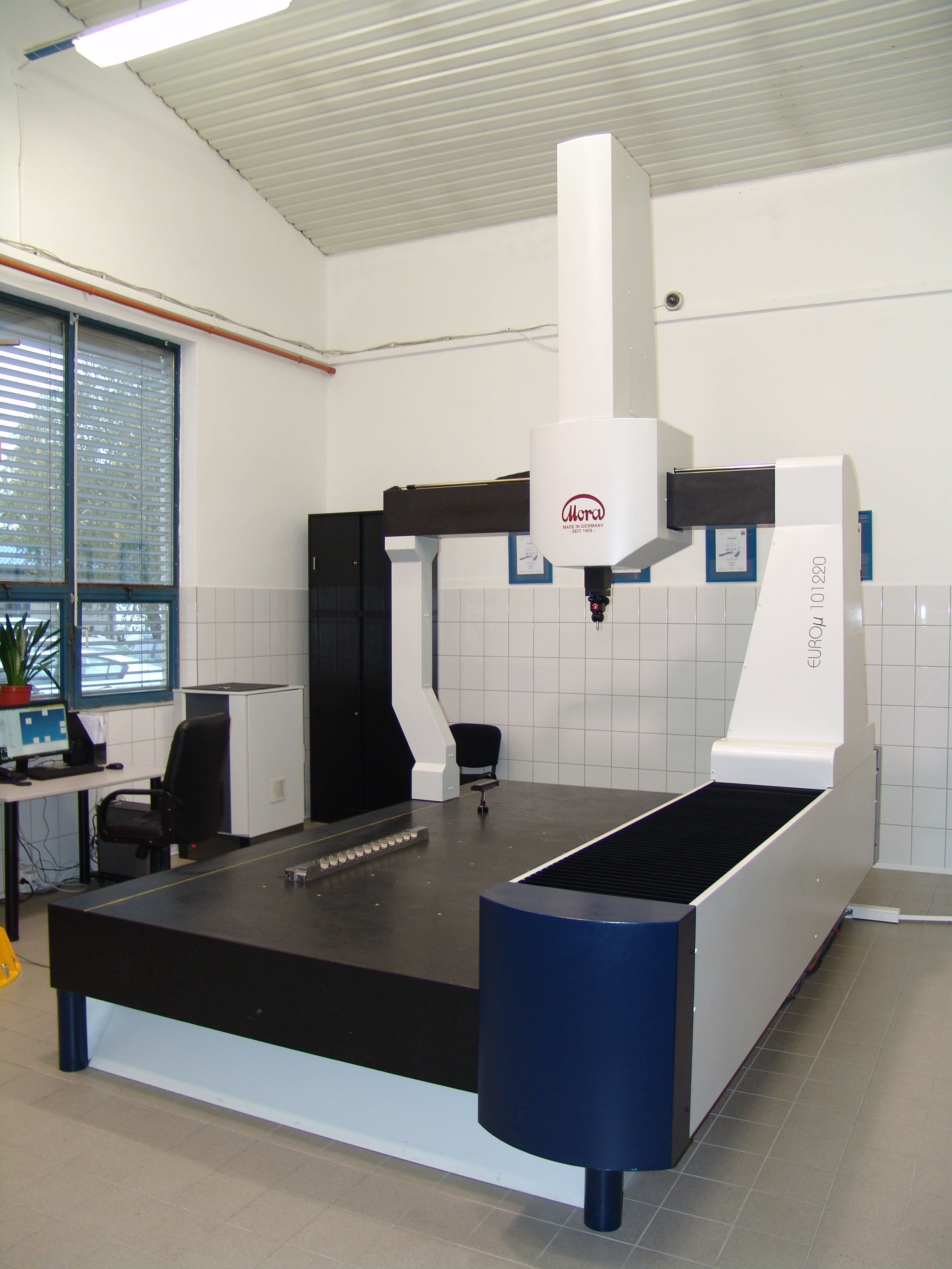 banc de mesure mora metrology deutschland euro 3. Black Bedroom Furniture Sets. Home Design Ideas