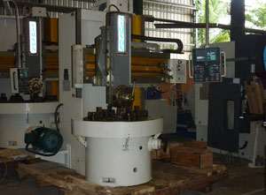 Gujarat Lathe Mfg Co C 5112 vertical turret lathe
