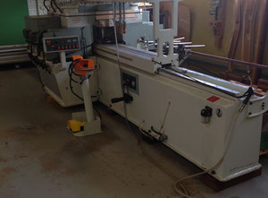 Pade Uinze 6 T 2500 Wood milling machine