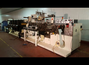 Nilpeter F 280 booklet Label printing machine - flexo