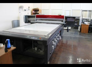 Продам Mimaki JFX 1631 уф планшетный принтер 2010г