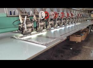 Tajima TFGN 1215 Многоголовочная вышивальная машина